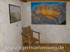 Bildergalerie im Bergfried #1