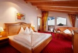 Vitalpina Hotel Magdalenahof - Family Suite Ambiente