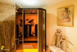 Vitalpina Hotel Magdalenahof - Luis-Trenker Infarotkabine