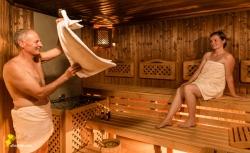 Vitalpina Hotel Magdalenahof - Sauna