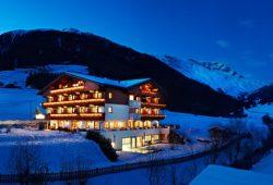 Vitalpina Hotel Magdalenahof - Aussenansicht Winter