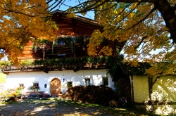 Vitalpina Hotel Magdalenahof - Herbst