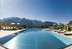 Wellness-Residenz Schalber - Panorama-Pool