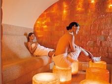 Wellness-Residenz Schalber - Himalaja-Salz-Dampfbad