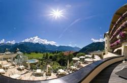 Wellness-Residenz Schalber - Ausblick