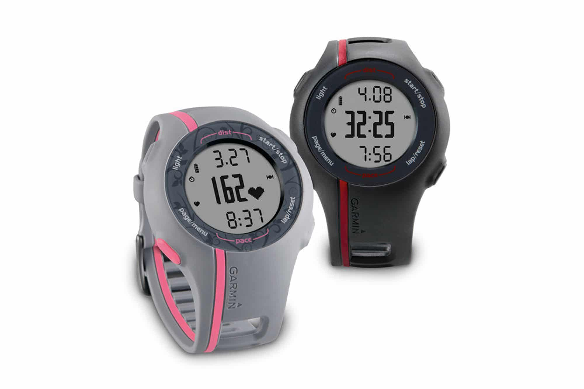 garmin pr sentiert die kleinste gps sportuhr der welt der neue garmin forerunner 110 110 hr. Black Bedroom Furniture Sets. Home Design Ideas