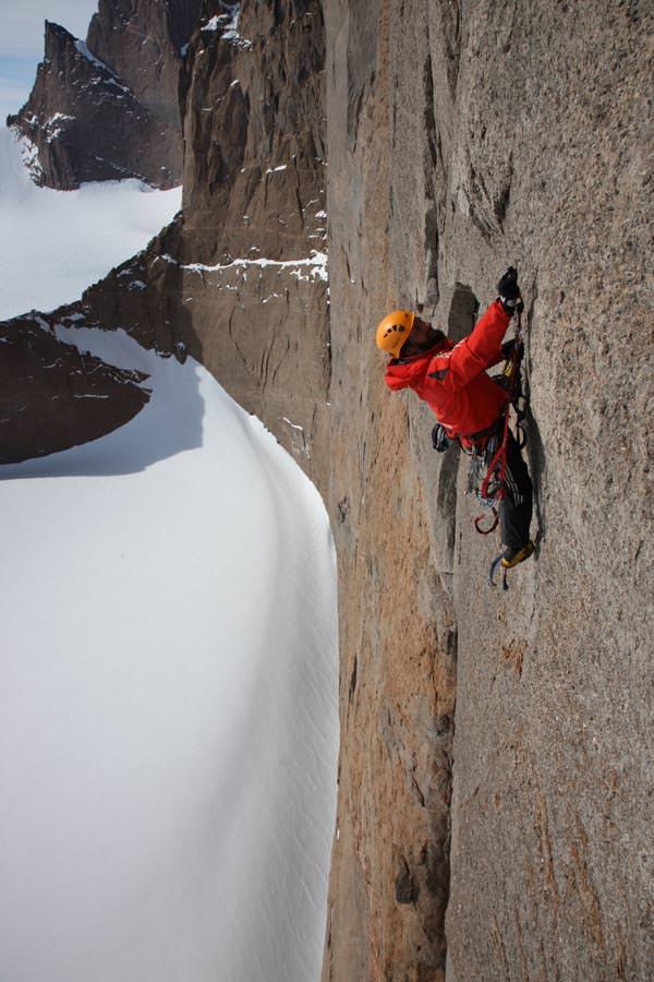 Holtanna - Iceage - Alexander Huber - Mittelwand