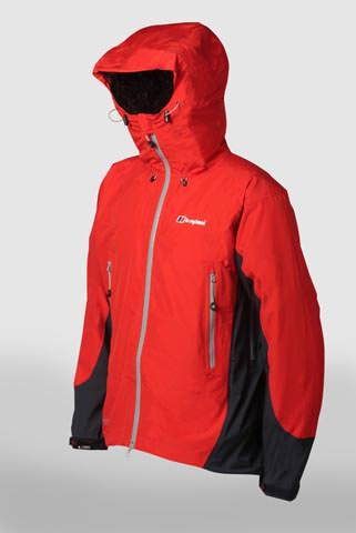 Berghaus - Dru Jacket red
