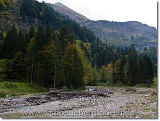Bruecke über den Rappenalpenbach