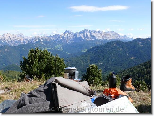 Tourenbericht - Alpendurchquerung September 2007