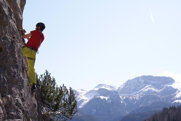 Salewa Klettersteigschule Berchtesgaden #4