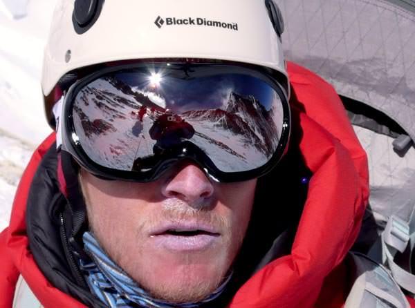David Goettler - 7700m Lhotse Flanke 2009