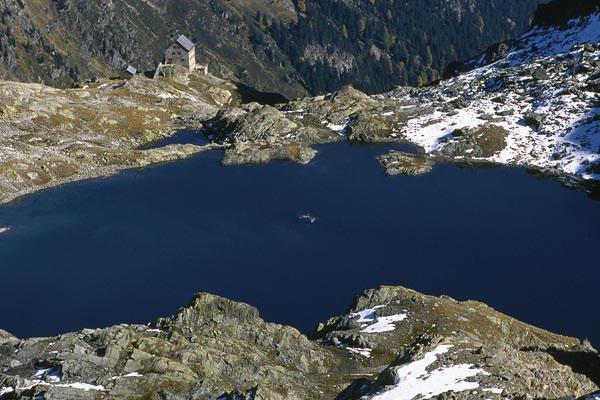 Erlanger Huette - Oetztaler Alpen