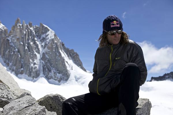 Stefan Glowacz in Patagonien