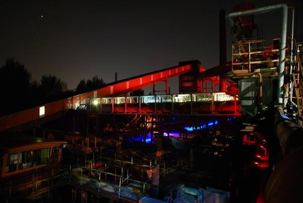 Garmin GPS-Festival auf Zollverein in Essen