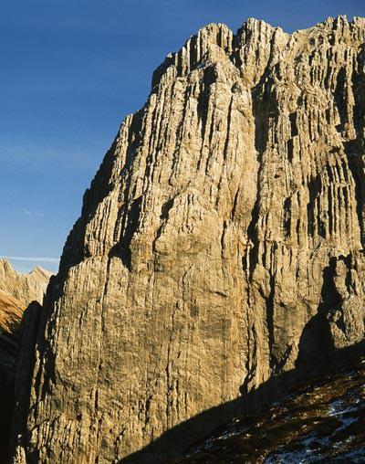 Speckkarspitze - Karwendelgebirge