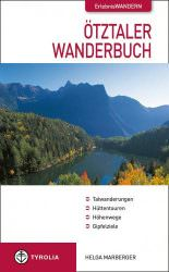 Tyrolia Verlag - Oetztaler Wanderbuch