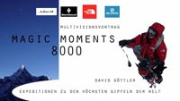 Vortragsplakat - Magic Moments 8000