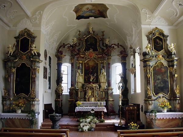 Bregenzerwald - Schwarzenberg - Pfarrkirche