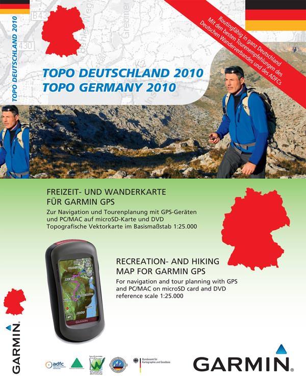 Garmin Topo Deutschland