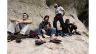 Marmot Rocks Frankenjura – Klettern im Frankenjura… 'Marmot Rocks Frankenjura' – unter diesem Motto machten Mitte Juni 2010 die Athleten des Marmot PRO Teams das Klettermekka Fränkische Schweiz unsicher. Ziel […]