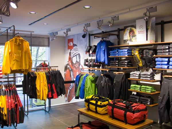 The North Face Store Berlin - Opening