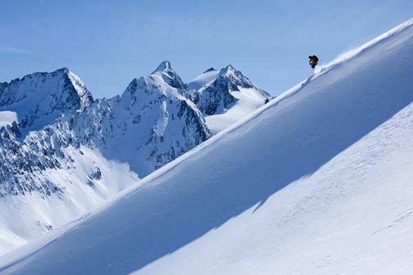 Skitour Eiskögele - Oetztaler Alpen