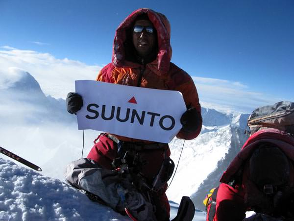 Apa Sherpa - Mount Everest