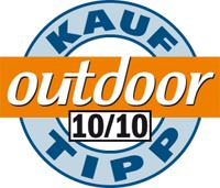 Logo Outdoor Magazin Kauftipp 10 2010