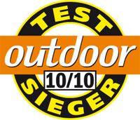 Outdoor Testsieger 10 2010