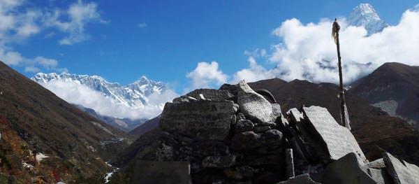 Nuptse - Everest - Lhotse - AmaDablam