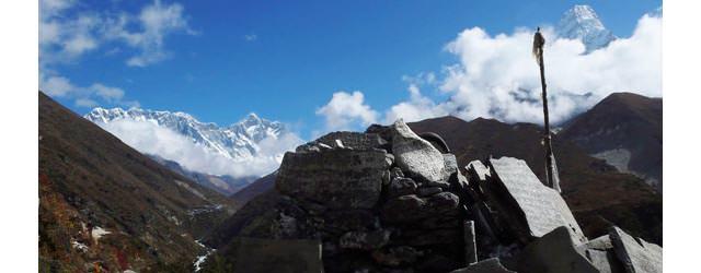 Nuptse - Everest - Lhotse - Ama Dablam