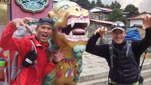 Team - Ama Dablam Expedition 2010