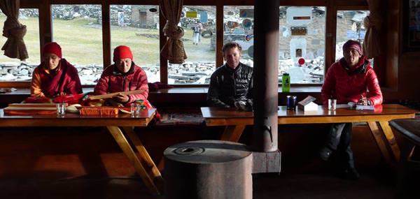 Panorama Lodge - Tenzing Sherpa
