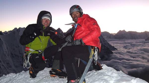 Ama Dablam Expedition 2010 - Magic Moments #5