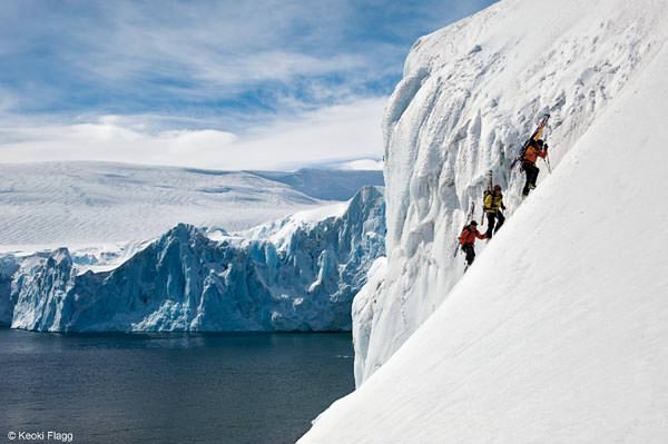 Antarctica - Hiking