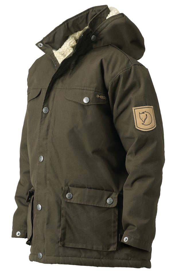 Fjaellraeven - Kids Greenland Winter Jacket