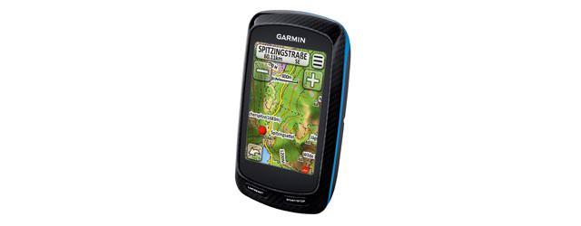 Garmin Edge 800 mit Topo D2010