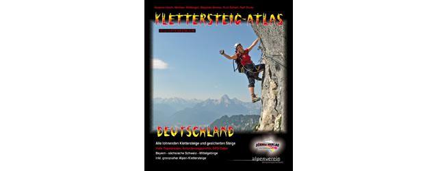 Klettersteig-Atlas - Deutschland