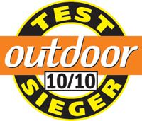 Outdoor Testsieger 10 2010