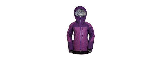 Rab Womens Latok Jacket - Violet