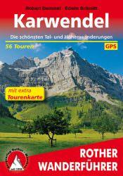 Rother Wanderfuehrer - Karwendel