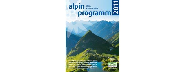 Alpinprogramm 2011 - Alpenverein Mí¼nchen und Oberland