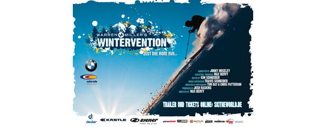 Warren Millers - Wintervention