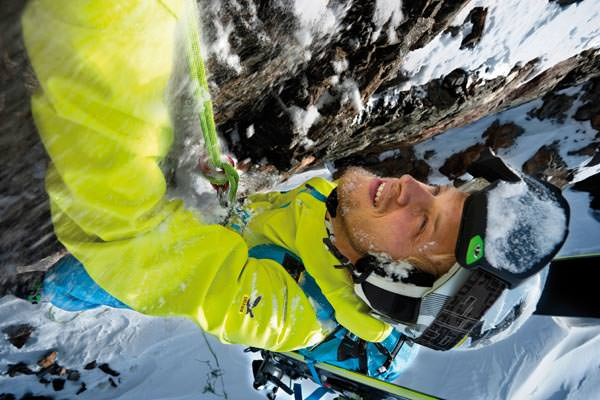 Bjoern Heregger - alpineXtreme Team