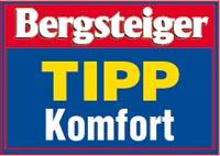 Bergsteiger Tipp Komfort 08 2010