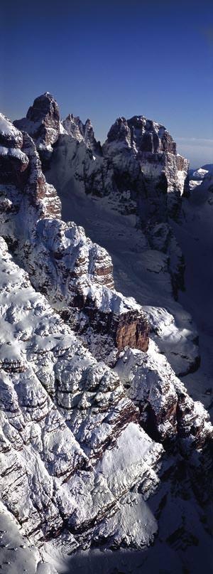 Dolomiten vertikal - Brenta