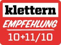 Klettern Empfehlung 10+11 2010