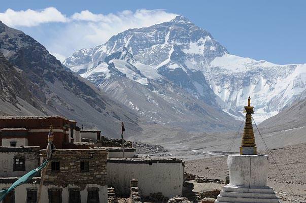 Mount Everest Expedition 2010 - Die Nordwand des Mt. Everest
