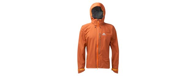 Mountain Equipment - Firefox Jacket - Bombay orange